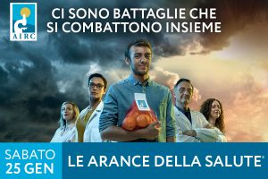 "Via al sito ""arancedellasalute.it"""
